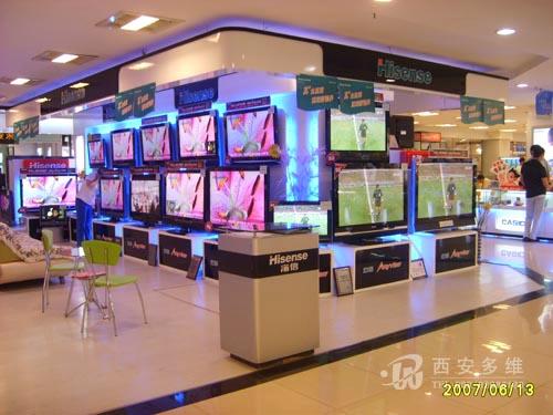 展柜设计制作 店面展厅装修 办公家具系列